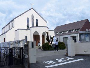 新聖堂外観イメージ