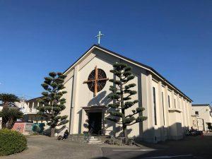 聖堂建替え